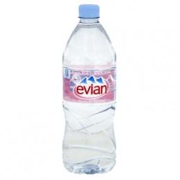Evian 12 x 1.5lt Pet