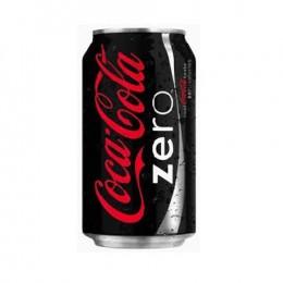 Coke Zero can 24 x 330ml