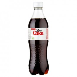 Diet Coke Pet 24 x 500ml