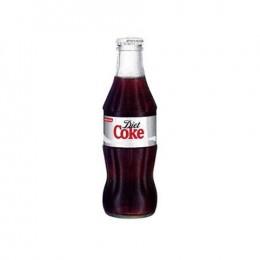 Diet Coke Glass 24 x 200ml