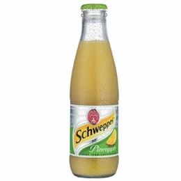 Schweppes Pineapple Juice 24 x 200ml nrb