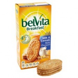 Belvita Breakfast Milk & Cereal
