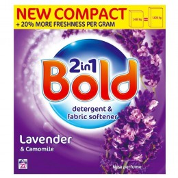 Bold 2in1 Powder - Lavender & Camomile