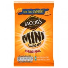 Jacobs Mini Cheddars