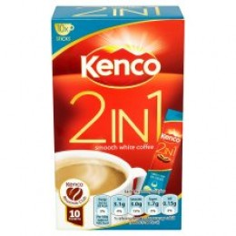 Kenco Coffee - Fusion 2-In-1