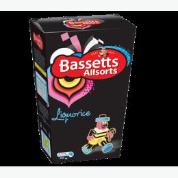 Bassetts Liquorice Allsorts