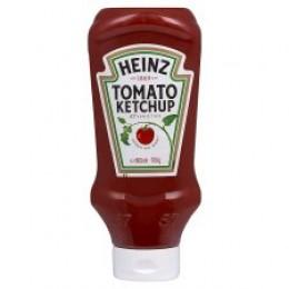 Heinz Tomato Ketchup Top Down