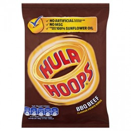 Hula Hoops BBQ